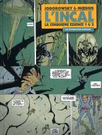 Rayon : Albums (Science-fiction), Série : L'Incal (Intégrale) T3, L'Incal (Intégrale Cycle 3)