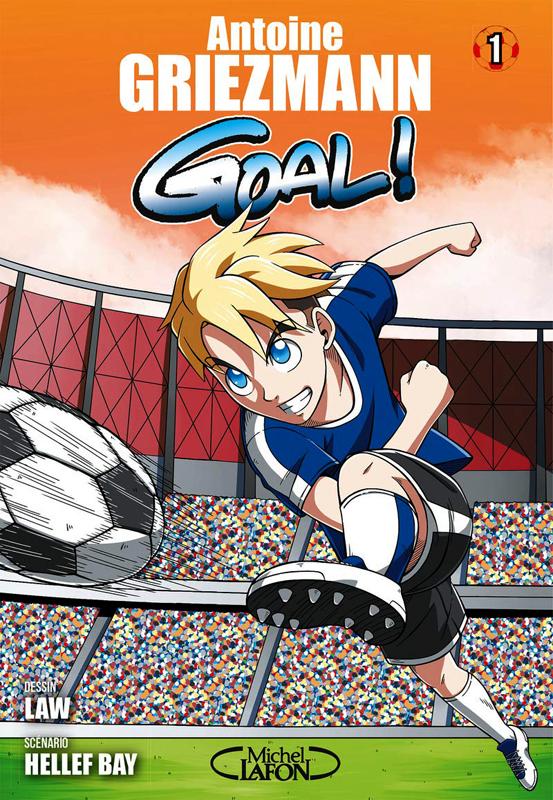 Image result for antoine griezmann manga