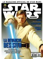 Rayon : Magazines BD (Science-fiction), Série : Star Wars : Insider T3, Star Wars : Insider (Couverture 1/2)