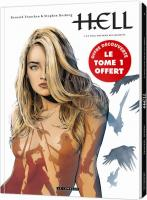 Rayon : Albums (Aventure-Action), Série : H.Ell, H.Ell (Pack Éditeur Tomes 1 & 2) (Tome 1 Offert)