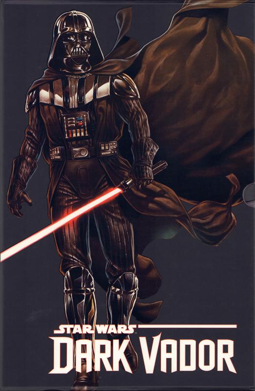 Star Wars Dark Vador Coffret Leinil Francis Yu