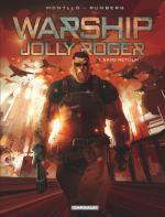 Rayon : Albums (Science-fiction), Série : Warship Jolly Roger T1, Sans Retour