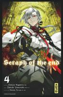 Rayon : Manga (Shonen), Série : Seraph of the End T4, Seraph of the End