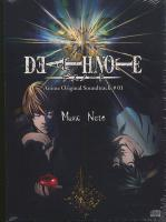 Rayon : CD, Série : Death Note T1, Music Note + CD