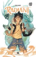 Rayon : Manga (Shonen), Série : Radiant T10, Radiant (Édition Collector)
