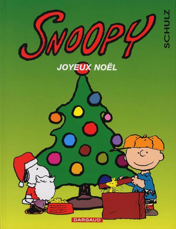 Joyeux Noel - (Charles M. Schulz) - Humour BDNET.COM