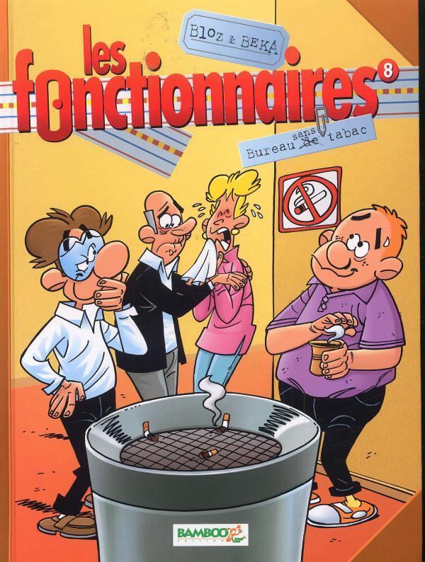 Bureau sans tabac bloz b ka humour bdnet com for Bureau humour
