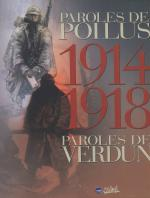 Rayon : Albums (Historique), Série : Paroles de Poilus, Coffret Paroles de Poilus + Verdun