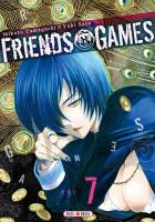 Rayon : Manga (Shonen), Série : Friends Games T7, Friends Games