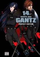 Rayon : Manga (Seinen), Série : Gantz (Perfect Edition) T14, Gantz (Perfect Edition)