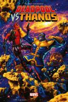 Rayon : Comics (Super Héros), Série : Deadpool Vs Thanos : Jusqu'à ce que la Mort Nous Sépare, Deadpool Vs Thanos : Jusqu'à ce que la Mort Nous Sépare