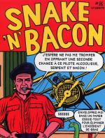 Rayon : Albums (Labels indépendants), Série : Snake'n'Bacon's Cartoon Cabaret, Snake'n'Bacon's Cartoon Cabaret (Nouvelle Edition)