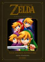 Rayon : Manga (Shonen), Série : The Legend of Zelda (Perfect Edition) T5, Four Swords Adventures (Intégrale Tomes 8 & 9)