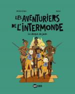 Rayon : Albums (Science-fiction), Série : Les Aventuriers de l'Intermonde T4, Le Disque de Jade