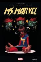 Rayon : Comics (Super Héros), Série : Ms. Marvel T6, Dégâts par Seconde