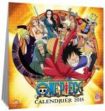 Rayon : Papeterie BD, Série : One Piece, Calendrier Mural One Piece 2015