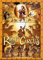 Rayon : Albums (Fantastique), Série : Ring Circus, Coffret Ring Circus Tomes 1-2-3-4
