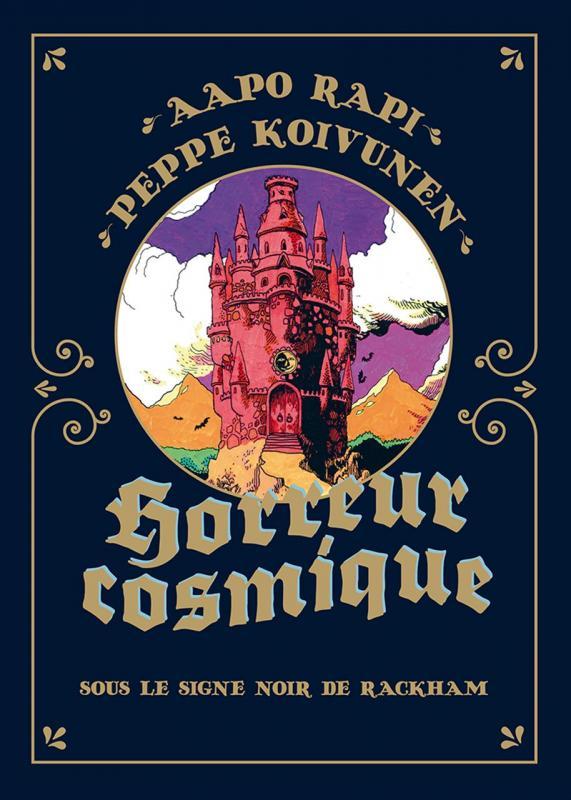 Horreur Cosmique Aapo Rapi Peppe Koivunen