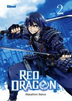 Rayon : Manga (Shonen), Série : Red Dragon T2, Red Dragon