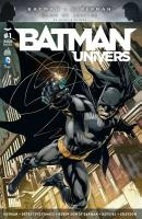 Rayon : Comics (Super Héros), Série : Batman Univers T1, Batman Univers