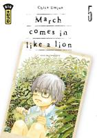 Rayon : Manga (Seinen), Série : March Comes in like a Lion T5, March Comes in like a Lion