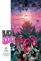 Rayon : Comics (Science-fiction), Série : Black Science T2, La Boite de Pandore