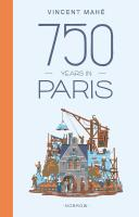 Rayon : Albums (Art-illustration), Série : 750 Years in Paris, 750 Years in Paris