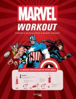 Rayon : Albums (Documentaire-Encyclopédie), Série : Marvel Workout : Fitness & Musculation, Marvel Workout : Fitness & Musculation
