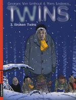Rayon : Albums (Aventure-Action), Série : Twins T3, Broken Twins