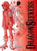 Rayon : Manga (Shonen), Série : Dragon Seekers T1, Dragon Seekers