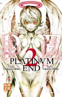 Rayon : Manga (Shonen), Série : Platinum End T2, Platinum End