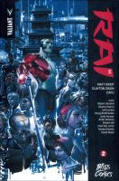Rayon : Comics (Science-fiction), Série : Rai (Série 2) T2, 4001 A.D. (Intégrale)