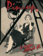Rayon : Albums (Aventure-Action), Série : Pin-Up T10, Le Dossier Alfred H. (Grand Format Souple)