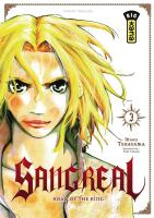 Rayon : Manga (Seinen), Série : Sangreal : Road of the king T3, Sangreal : Road of the king