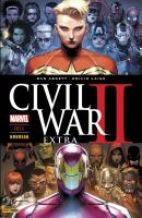 Rayon : Comics (Super Héros), Série : Civil War II Extra T1, Civil War II Extra
