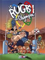 Rayon : Albums (Humour), Série : Le Rugby en Olympie, Le Rugby en Olympie