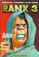 Rayon : Albums (Science-fiction), Série : Ranx  T3, Amen