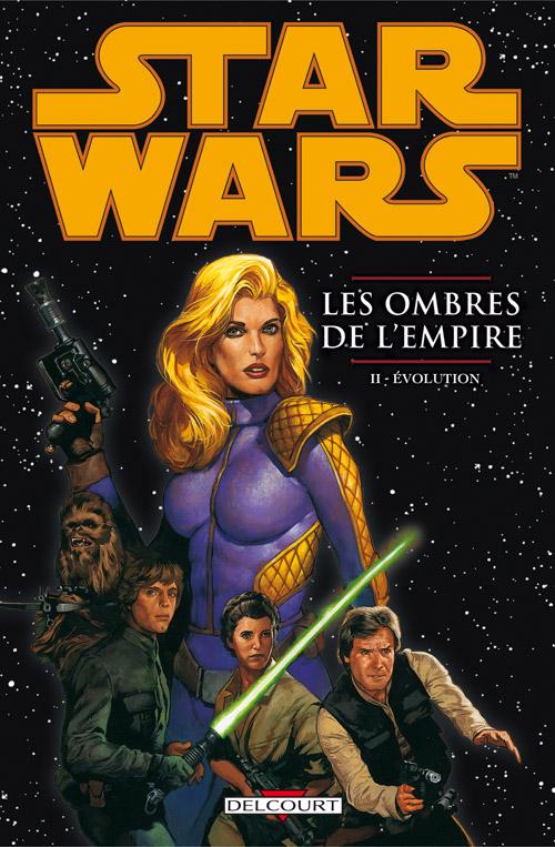 Star Wars : Les Ombres de l'Empire Int?grale French