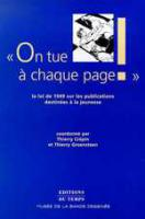Rayon : Albums (Bio-Biblio-Témoignage), Série : On Tue a Chaque Page, On Tue a Chaque Page