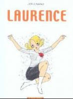 Rayon : Albums (Science-fiction), Série : Laurence, Laurence