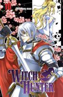 Rayon : Manga (Shonen), Série : Witch Hunter T10, Witch Hunter