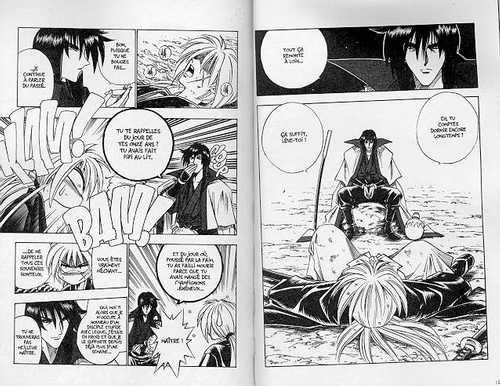Kenshin le vagabond de Nobuhiro Watsuki 9782723430999_pg