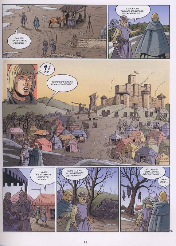 La Main Du Proph 232 Te Michel Pierret Historique Bdnet