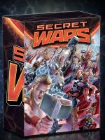Rayon : Comics (Super Héros), Série : Secret Wars (Coffret) T1, Secret Wars (Coffret 1/5)